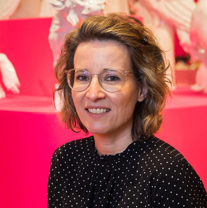 Geschäftsführerin der Meissen Porzellan-Stiftung