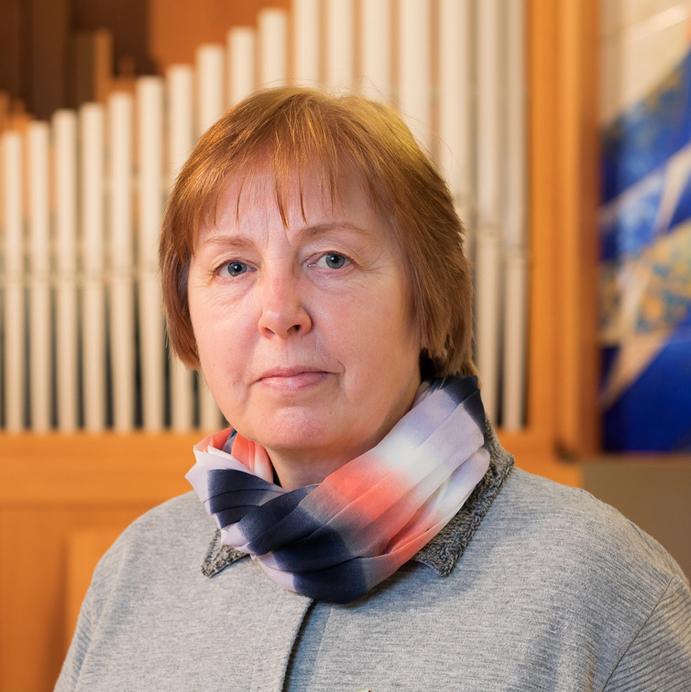 Beate Preuss, Produktionschefin der Meissen Porzellan-Stiftung