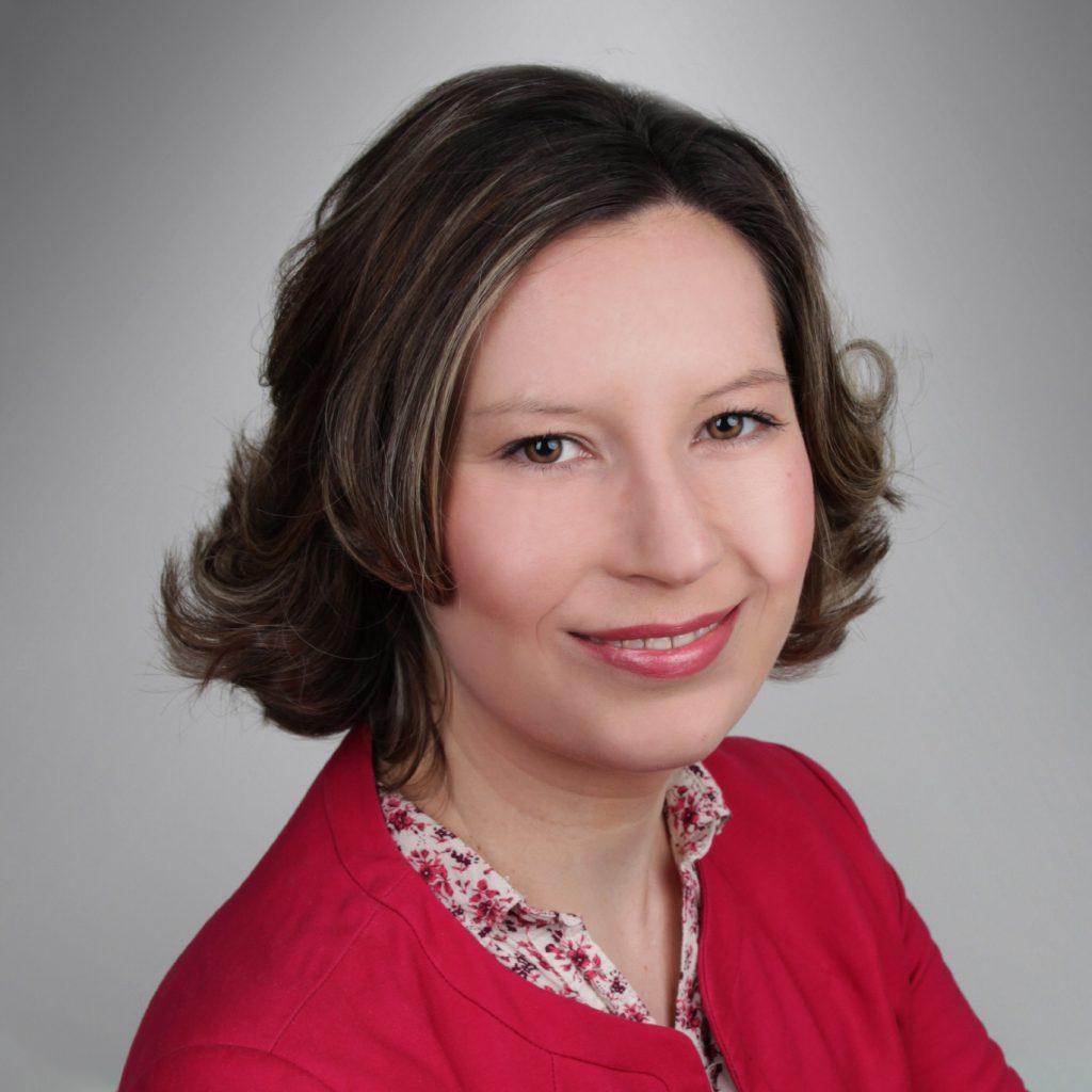 Portraitfoto von Dr. Marlen Topp